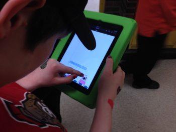 Ottawa iPad