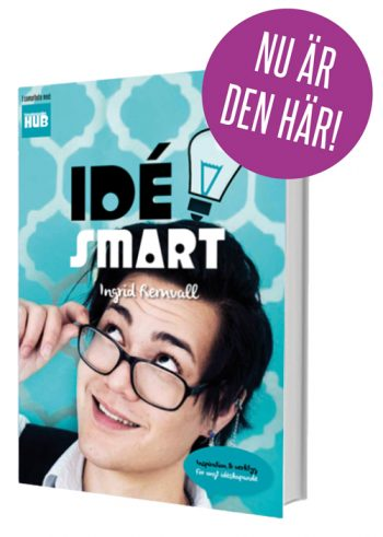 DayCape medverkar i boken Idésmart!