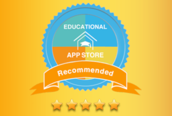DayCape awarded five stars by Educational App Store!