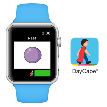 DayCape aims for the future, launching an app for the Apple Watch
